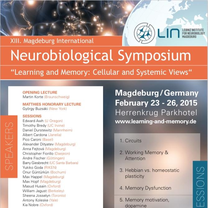 LM Symposium 2015